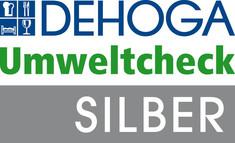 Label-Info: DEHOGA Umweltcheck Silber für Hotellerie und Gastronomie