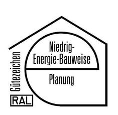 Label-Info: RAL Gütezeichen Energieeffiziente Gebäude Planung