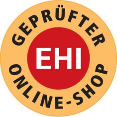 Label-Info: EHI Geprüfter Online-Shop