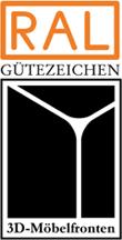 Label-Info: RAL Gütezeichen Dreidimensionale Möbelfronten