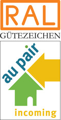 Label-Info: RAL Gütezeichen Au-Pair Incoming