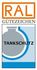 Label-Info: RAL Gütezeichen Tankschutz und Tanktechnik
