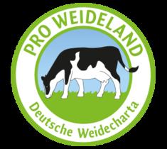 Label-Info: PRO WEIDELAND Deutsche Weidecharta