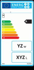 Label-Info: EU-Energielabel Warmwasserspeicher
