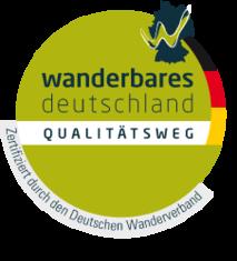 Label-Info: Wanderbares Deutschland Qualitätsweg
