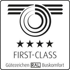 Label-Info: RAL Gütezeichen Buskomfort