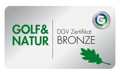 Label-Info: Qualitätsmanagement Golf & Natur Bronze
