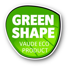 Label-Info: Green Shape
