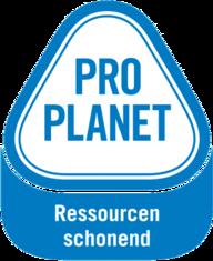 Label-Info: PRO PLANET Aquakultur-Lachs Ressourcen schonend