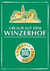 Label-Info: RAL Gütezeichen Urlaub auf dem Winzerhof