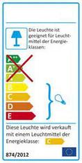 Label-Info: EU-Energielabel Leuchten