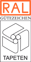 Label-Info: RAL Gütezeichen Tapeten