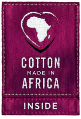 Label-Info: Cotton made in Africa