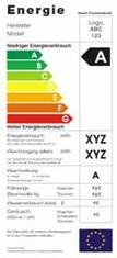 Label-Info: EU-Energielabel Wasch-Trockenautomaten