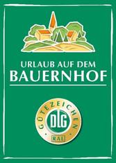 Label-Info: RAL Gütezeichen Urlaub auf dem Bauernhof