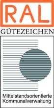 Label-Info: RAL Gütezeichen Mittelstandsorientierte Kommunalverwaltung
