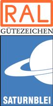 Label-Info: RAL Gütezeichen Saturnblei
