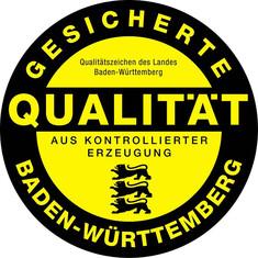 Label-Info: Qualitätszeichen Baden-Württemberg
