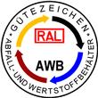 Label-Info: RAL Gütezeichen Abfall- und Wertstoffbehälter