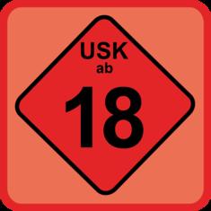 Label-Info: USK 18 Keine Jugendfreigabe
