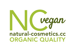 Label-Info: NCS (Natural Cosmetics Standard) Organic Quality / vegan