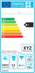 Label-Info: EU-Energielabel Waschmaschinen