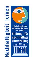 Logo der UN Dekade