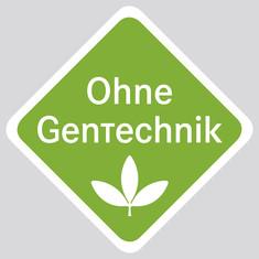Label-Info: Ohne Gentechnik
