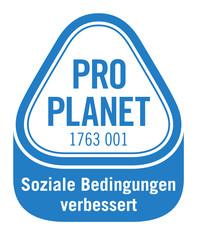 Label-Info: PRO PLANET Tomaten und Paprika aus Spanien Soziale Bedingungen verbessert