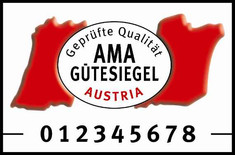 Label-Info: AMA-Gütesiegel mit Herkunftsangabe Österreich