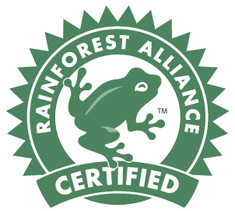 Label-Info: Rainforest Alliance