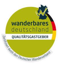 Label-Info: Wanderbares Deutschland Qualitätsgastgeber