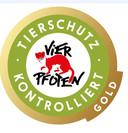TIERSCHUTZ-KONTROLLIERT-Gold