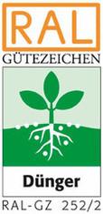 Label-Info: RAL Gütezeichen Dünger