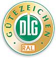 Label-Info: RAL Gütezeichen DLG Landwirtschaftliche Betriebsmittel