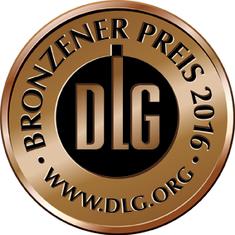 Label-Info: DLG-prämiert Bronze