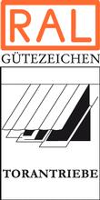 Label-Info: RAL Gütezeichen Torantriebe, vergeben bis 31.12.2015