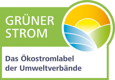 Label-Info: Grüner Strom Label