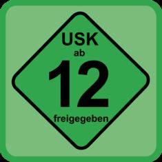 Label-Info: USK 12 Freigegeben ab 12 Jahren
