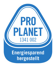 Label-Info: PRO PLANET Backwaren - Brot, Brötchen, Toastbrot Energiesparend hergestellt