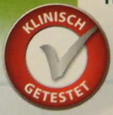 Label-Info: klinisch getestet, klinisch geprüft, dermatologisch getestet, etc.