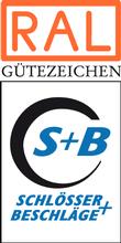 Label-Info: RAL Gütezeichen Schlösser und Beschläge