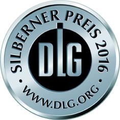 Label-Info: DLG-prämiert Silber