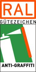 Label-Info: RAL Gütezeichen Anti-Graffiti