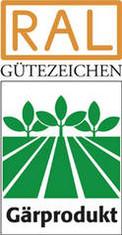 Label-Info: RAL-Gütezeichen Gärprodukte