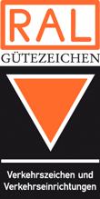 Label-Info: RAL Gütezeichen Verkehrszeichen und Verkehrseinrichtungen