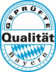 Label-Info: Geprüfte Qualität - Bayern
