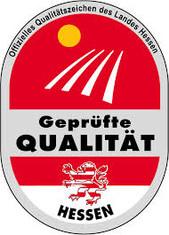 Label-Info: Geprüfte Qualität – HESSEN
