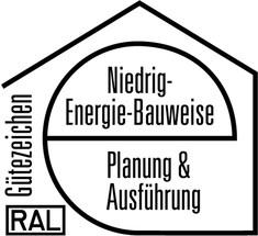 Label-Info: RAL-Gütezeichen Energieeffiziente Gebäude Planung und Bauausführung