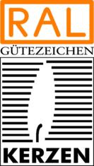 Label-Info: RAL Gütezeichen Kerzen